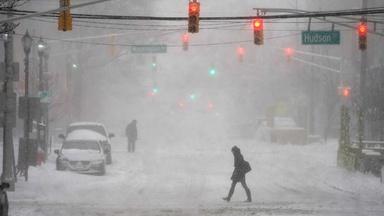 Climatologist analyzes snowy winter season in New Jersey