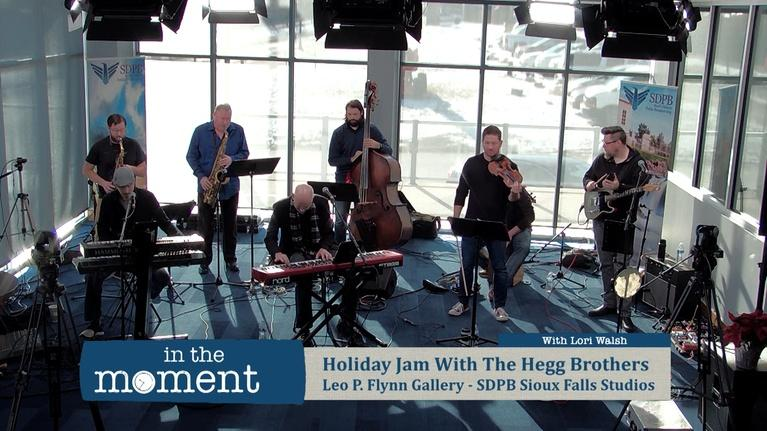 SDPB Specials: HOLIDAY JAM WITH THE HEGG BROTHERS