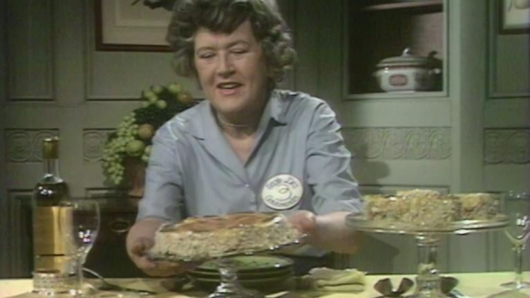 The French Chef with Julia Child: Glamour Pudding