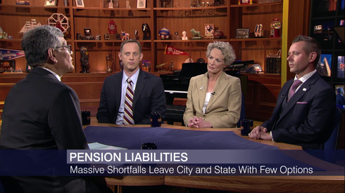 Pension Liabilities Leave City, State With Few Options