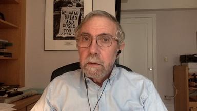 Economist Paul Krugman on Biden's Stimulus Plan