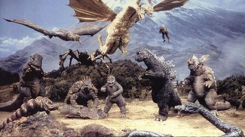 Lakeshore Classic Movies -- Destroy All Monsters (1968)