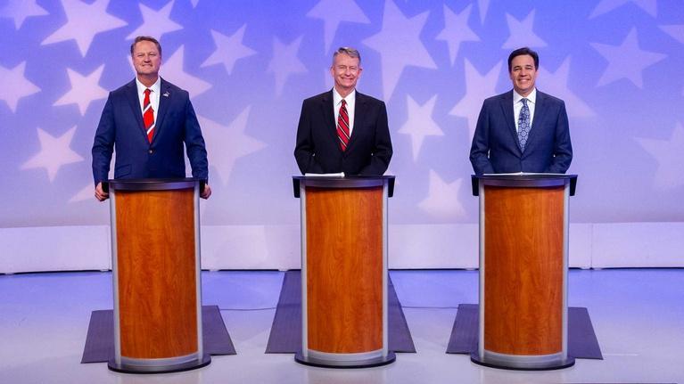 The Idaho Debates: Republican Governor, 2018 Primary