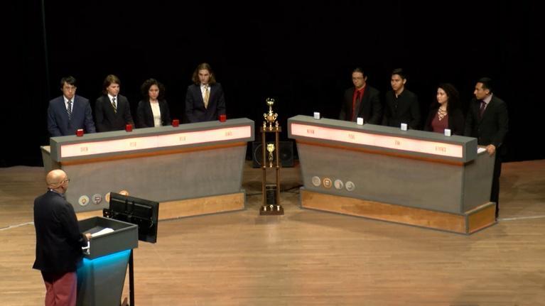 High Q: Championship: Coronado vs. Ysleta