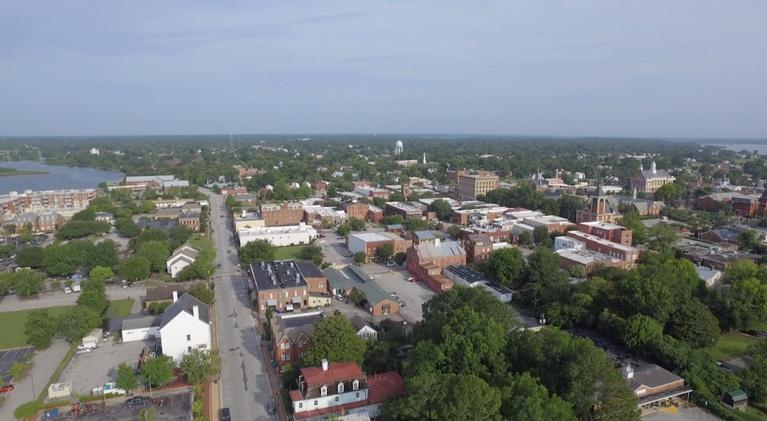 Public Media North Carolina Cares: Beyond The Storm: New Bern