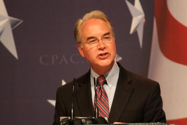 HHS Secretary Tom Price resigns, Puerto Rico slowly responds
