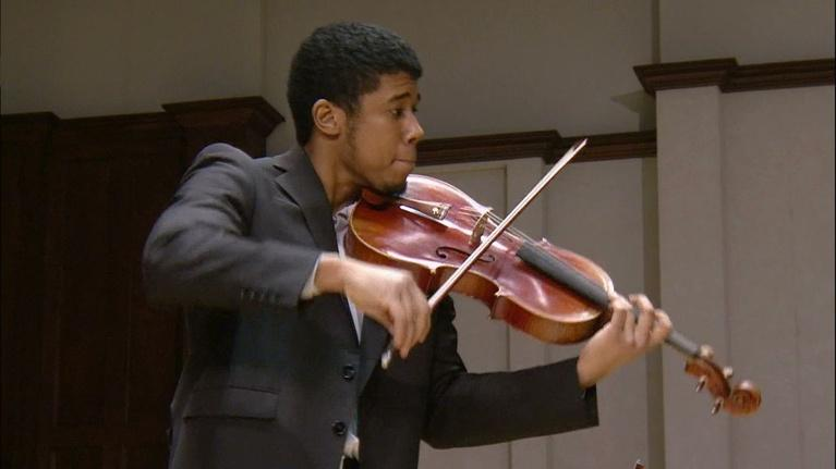 DPTV Arts & Culture: 22nd Annual Sphinx Finals Competition Concert