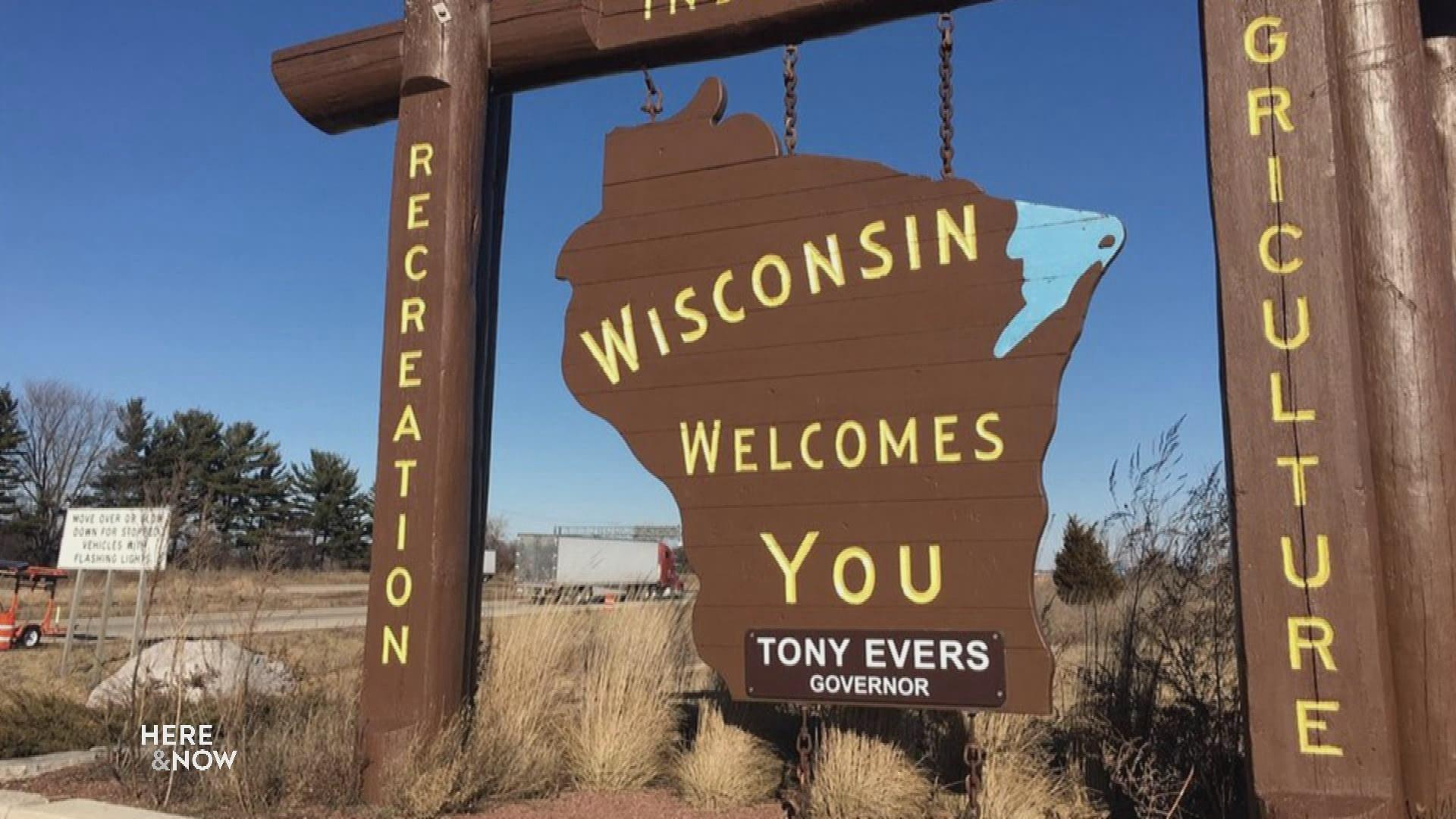 Visitors to Wisconsin Get New Greeting