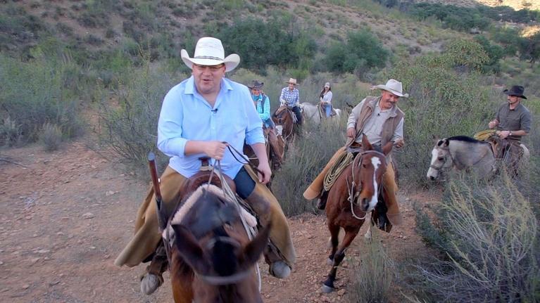 Crossing South: Baja Rancho La Bellota
