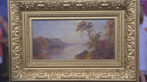 Antiques Roadshow -- S21 Ep20: Appraisal: 1886 Jasper Cropsey Painting
