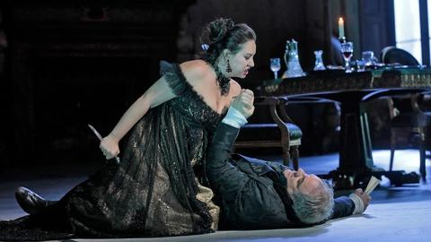 Great Performances -- GP at the Met: Tosca