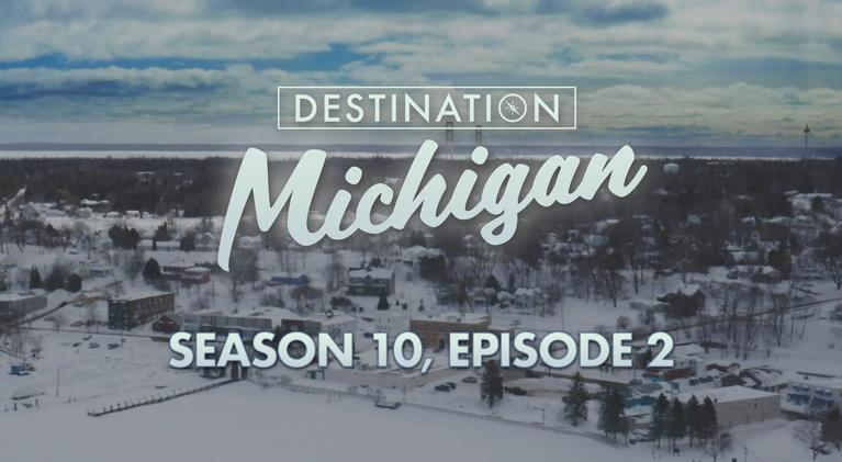 Destination Michigan: Season 10, Episode 2