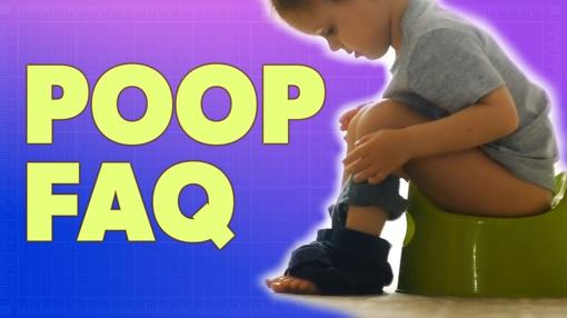 Parentalogic : What's Up With Your Kid's Poop? We're Here to Answer