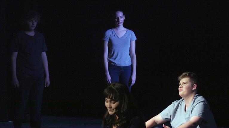 Arts: Through Theater, Students Grapple with School Shootings