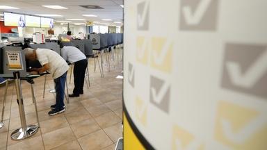 Intelligence community warns U.S. elections again at risk
