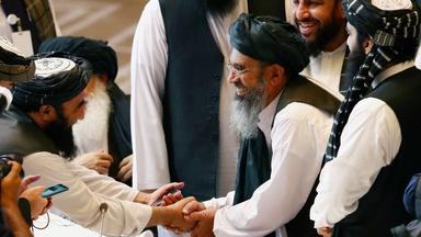 Afghan troops face as deadline to withdraw U.S. troops looms
