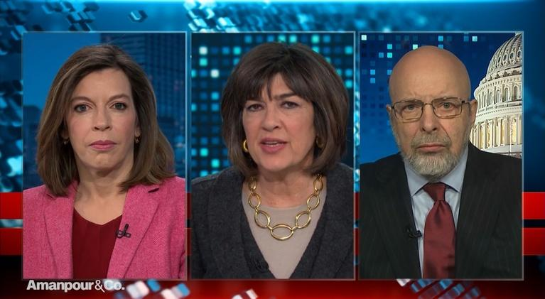 Amanpour and Company: Russia Experts on What the Impeachment Trial Means For Putin