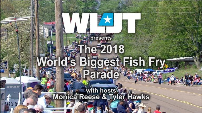 WLJT Specials: The 2018 World's Biggest Fish Fry Parade