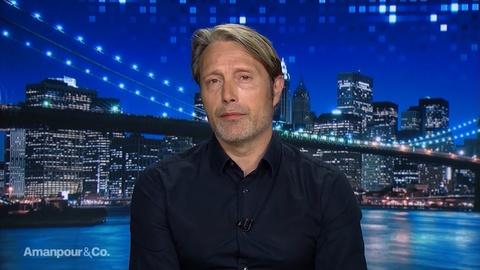 "Amanpour and Company -- Mads Mikkelsen on His New Movie ""Arctic"""