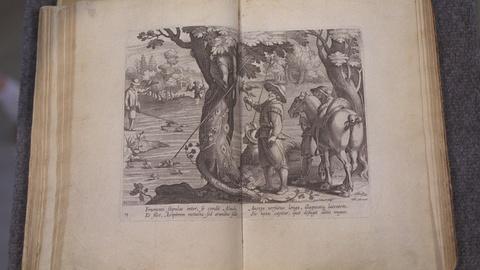 Antiques Roadshow -- S21 Ep19: Appraisal: 1578 Johannes Stradanus Book of Prints