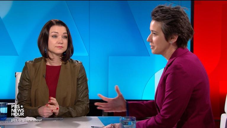 PBS NewsHour: Tamara Keith and Amy Walter on national emergency poll