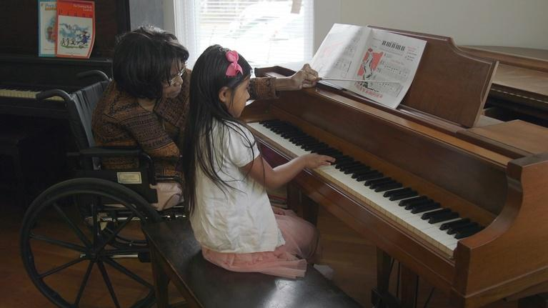 Spotlight on Education: Free Piano Lessons | Zelpha S. Wells