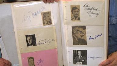 Appraisal: 20th Century Autograph Album