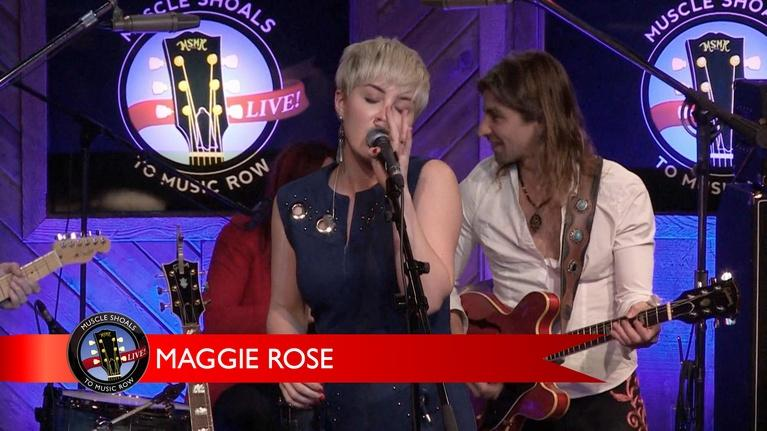 Muscle Shoals to Music Row: Maggie Rose