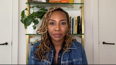 BLM Co-Founder Opal Tometi Reacts to Chauvin Verdict
