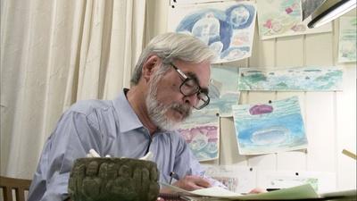 Hayao Miyazaki: 10 Years with the Master | Ponyo Is Here