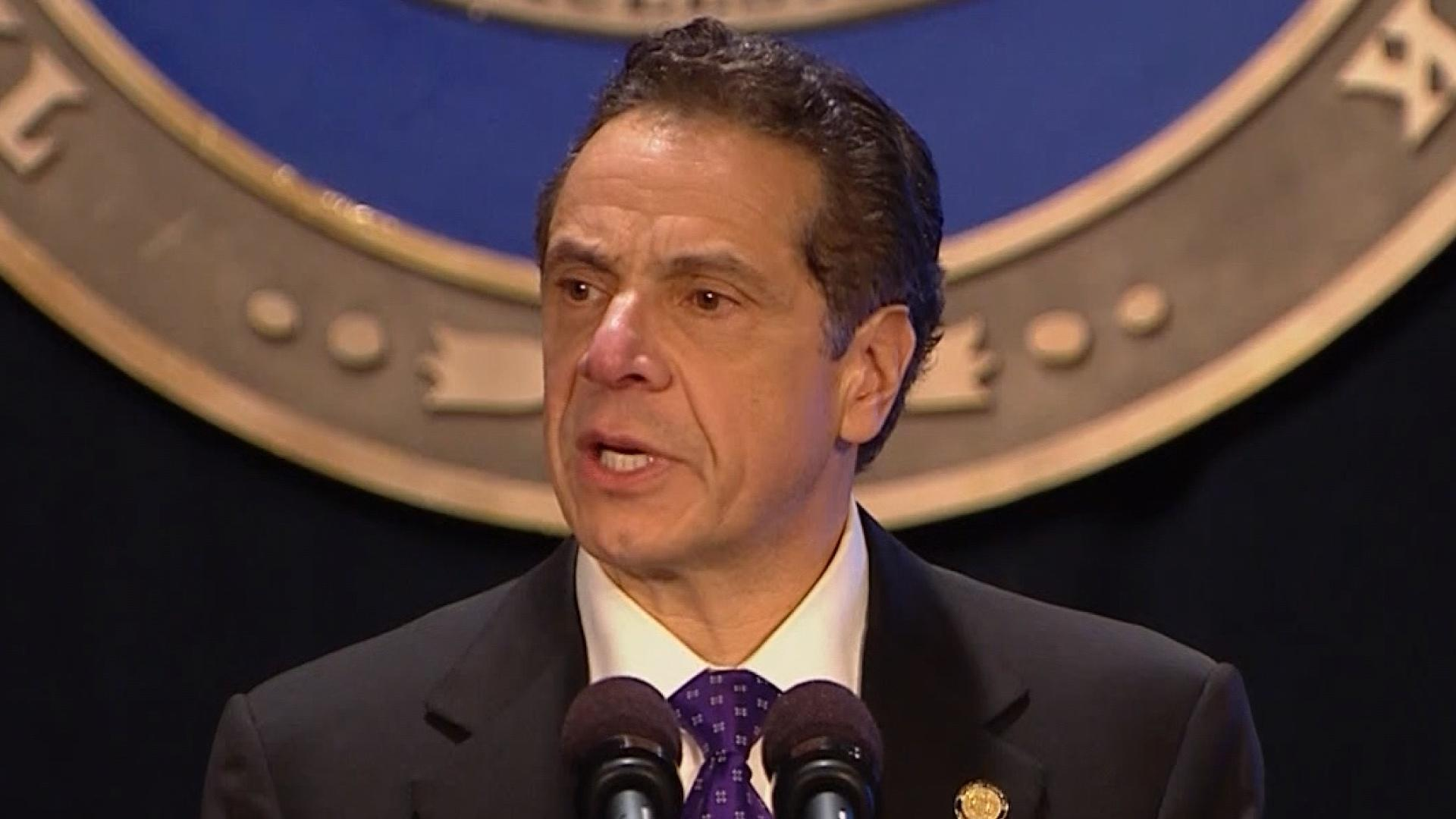 Governor Andrew Cuomo's 2018 State of the State Address