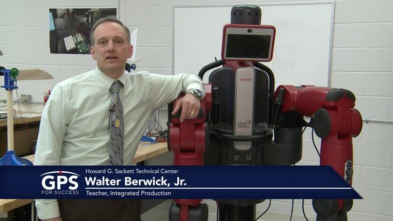 GPS for Success: Walter Berwick Jr. Extended Interview