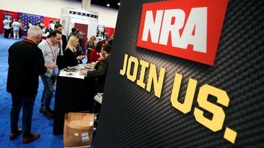 Is the NRA's bankruptcy filing a way to escape regulation?
