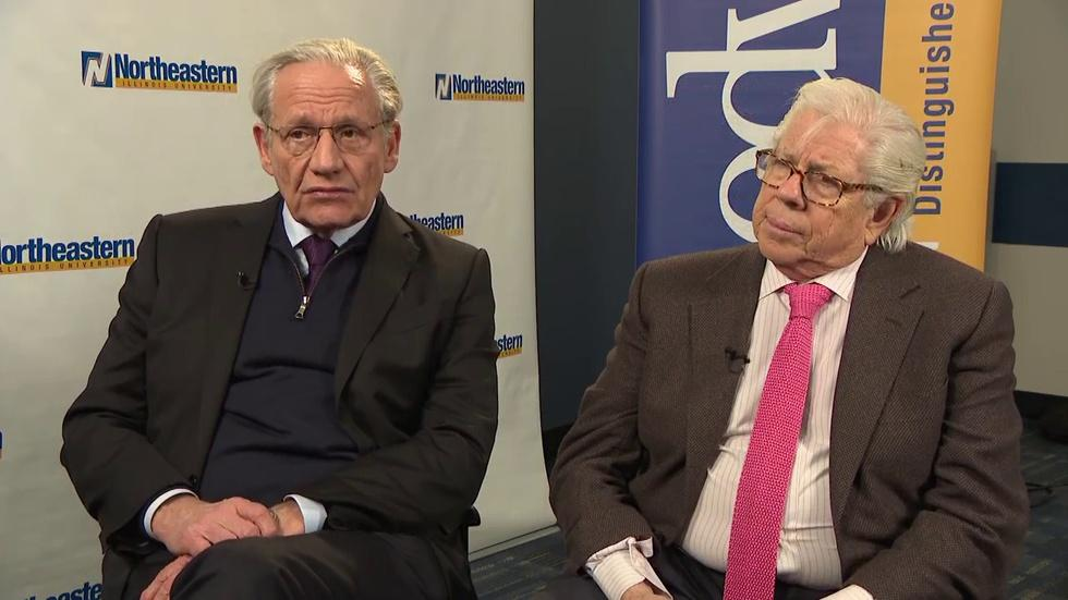 Bob Woodward and Carl Bernstein on Politics, Then and Now image
