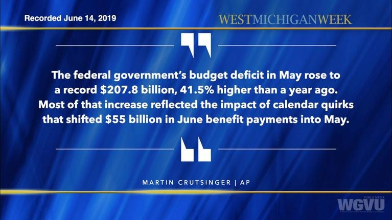 West Michigan Week: The State of the U.S. Economy