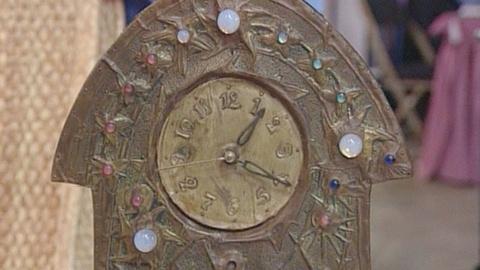 Antiques Roadshow -- S21 Ep19: Appraisal: 1902 Alfred-Louis Daguet Clock