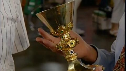 Antiques Roadshow -- Appraisal: French Jeweled Chalice, ca. 1925
