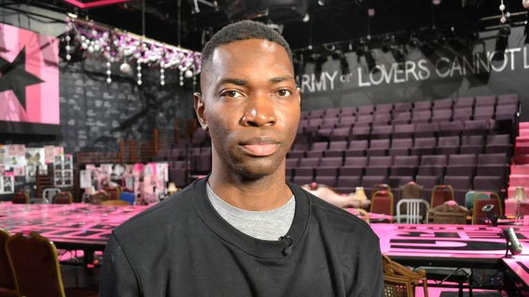 Stage Players: Stage Players: Tarell Alvin McCraney