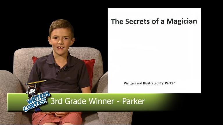 NHPBS Kids Writers Contest: The Secrets of a Magician