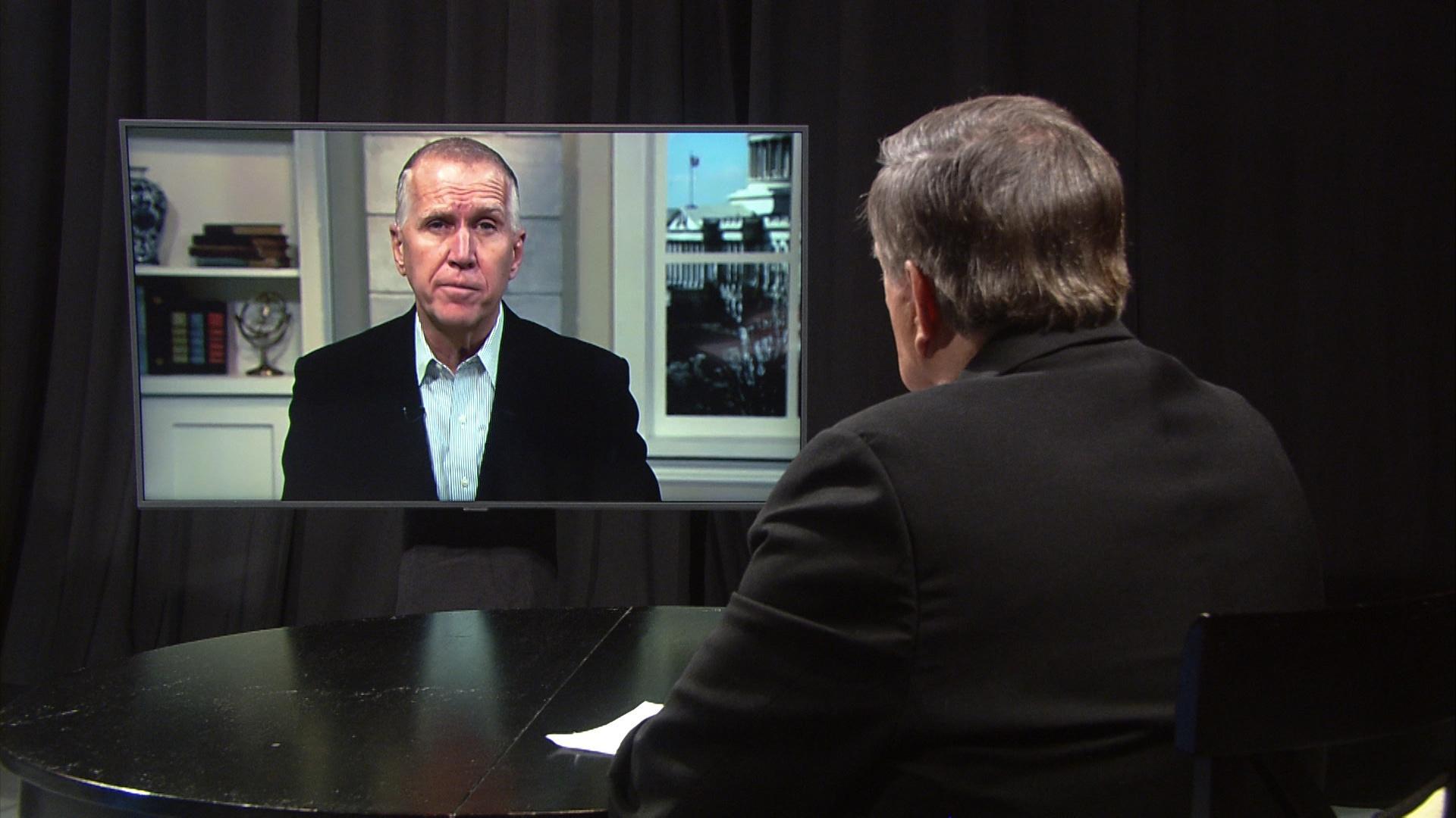 Front Row: A Conversation w/ U.S. Senator Thom Til