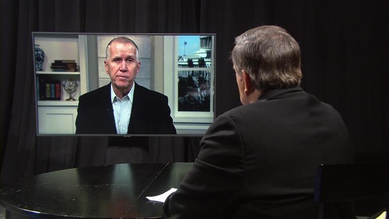 Front Row w/ Marc Rotterman: Front Row: A Conversation w/ U.S. Senator Thom Tillis