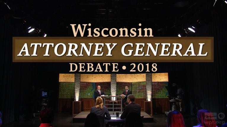 Here and Now: 2018 Attorney General Debate