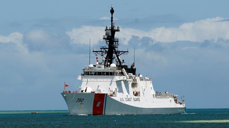 PBS NewsHour: Coast Guard deployments continue, despite missing paychecks