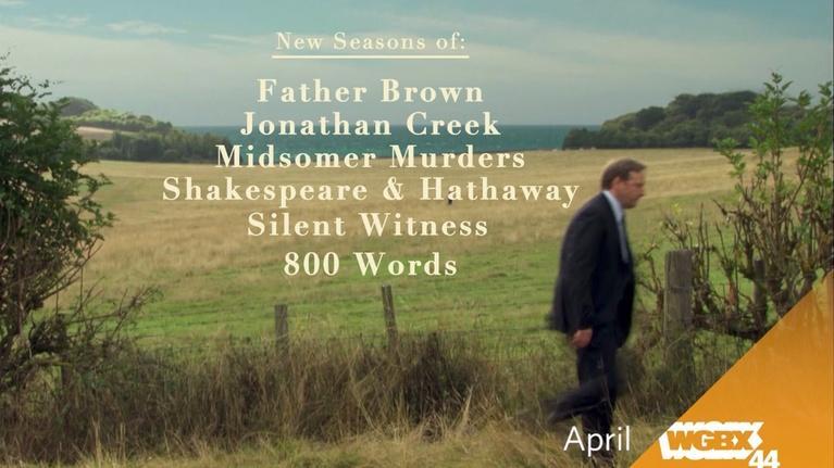 Clips & Previews: April Dramas