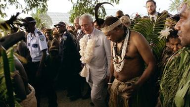 Prince Charles Visits Vanuata