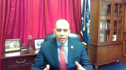 MetroFocus -- Congressman Jeffries Says We Need More Stimulus Funding