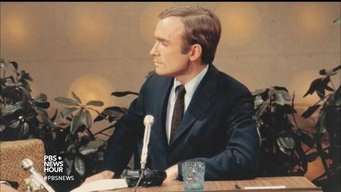 PBS NewsHour -- How Dick Cavett brought the art of conversation to TV