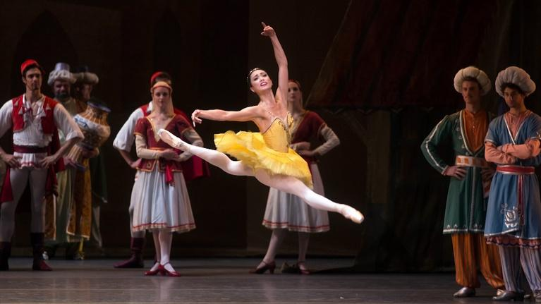 """NYC-ARTS: This Week at Lincoln Center: """"Le Corsaire"""""""