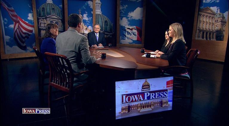 Iowa Press: Reporters' Roundtable