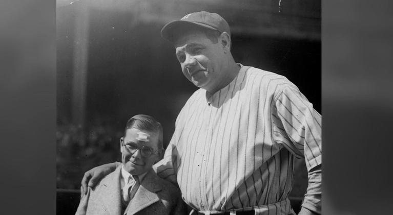 THIRTEEN Specials: I'll Knock a Homer for You: Johnny Sylvester and Babe Ruth